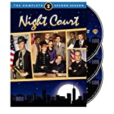 Night Court: The Complete Second Seasonby Harry Anderson