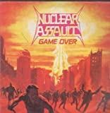 Game Over LP (Vinyl Album) UK Under One Flag 1986