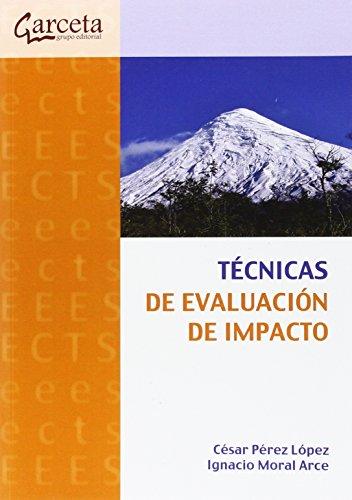 Técnicas de Evaluación de Impacto (Texto (garceta))