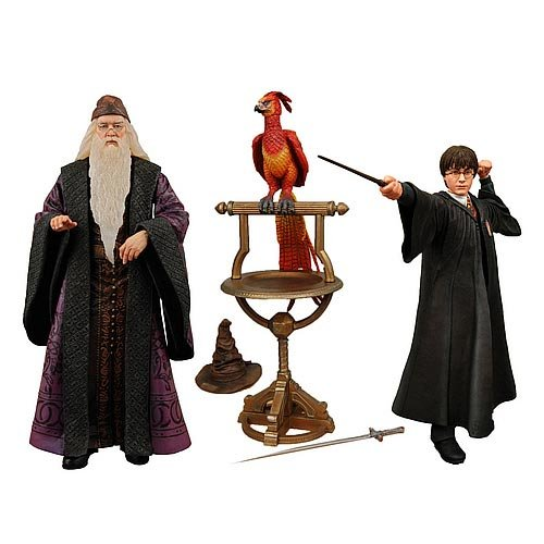 Harry Potter Harry and Dumbledore Year 2 Box Set