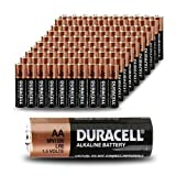 48 Duracell AA Alkaline Batteries Battery NEW Duracel MN1500 **EXPIRY 2019**