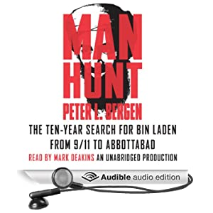 Manhunt: The Ten-Year Search for Bin Laden - from 9-11 to Abbottabad
