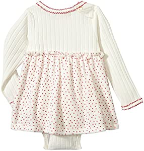 kate spade york Baby Girls' Dress With Bodysuit (Baby)