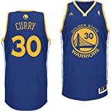NBA Golden State Warriors Stephen Curry Swingman Jersey Blue, XX-Large at Amazon.com