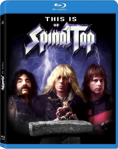 Cover art for  This Is Spinal Tap [Blu-ray]