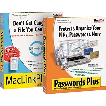 Maclinkplus Deluxe 16 & Passwords Plus Bundle