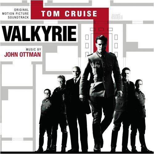 Original album cover of Valkyrie Soundtrack Edition (2008) Audio CD by Original Motion Picture Soundtrack