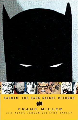 Batman: The Dark Knight Returns Paperback – Special Edition, 1 May 1997 low price