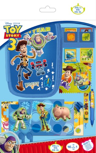 Toy Story 3 Accessory Kit (DSi XL, DSi, DS Lite)