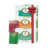 Goodwyn Green Tea Combo (Green Tea | Jasmine Green Tea | Kashmiri Kahwa Green Tea) (FREE DELIVERY)