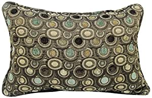 Decorative Pillows Newport Layton Home Fashions : Amazon.com: Newport Layton Home Fashions Fitzroy Polyester Filled Corded Pillow, 14 by 20-Inch ...