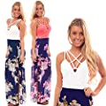 SlickBlue Women Summer Boho Long Maxi Evening Party Cocktail Dress Beach Dress