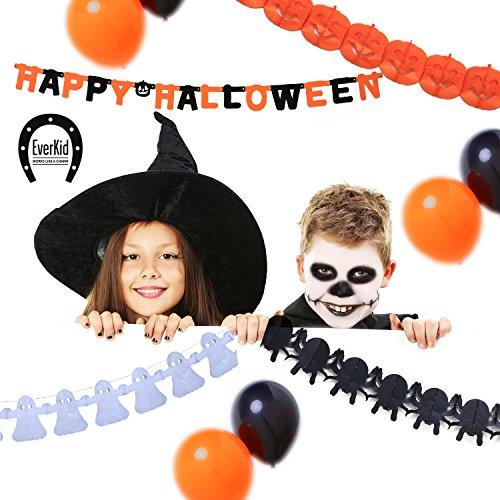 EverKid-Happy-Halloween-Party-Decoration-Set-1-Banner-3-Garlands-10-Balloons