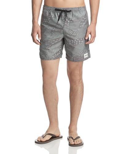 Rhythm Men's Meadow Jam Swim Trunk Shorts