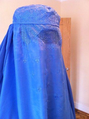 Authentic Afghan Ladies Burqa Burka Jilbab Abaya Afghanistan Taliban Veil Niqab - Free Size Cool Kaftans