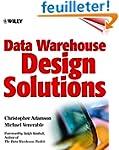 DATA WAREHOUSE DESIGN SOLUTIONS. Avec...