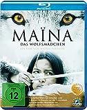 Maina-das Wolfsmädchen-Blu-Ray Disc [Import allemand]