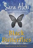 Black Butterflies. (The Greek Village Collection)