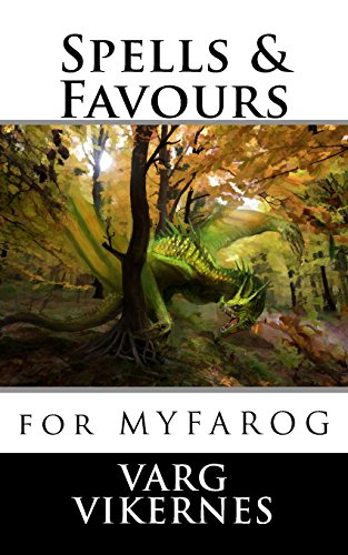 Spells & Favours: for Mythic Fantasy Role-playing Game