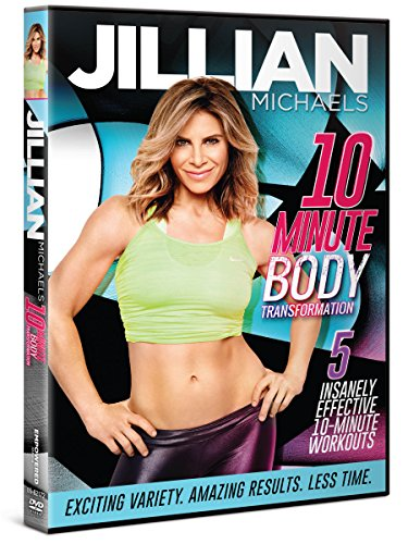 Jillian Michaels 10-Minute Body Transformation