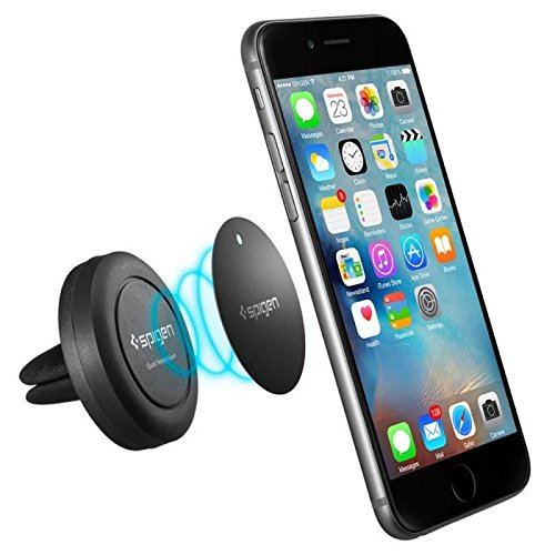 Spigen A200 Car Mount Magnetic Air Vent Phone Holder for iPhone 7 / 7 Plus / 6S / 6S Plus / Galaxy Note 7 / Galaxy S7 / Galaxy S7 Edge / LG / HTC / Nexus