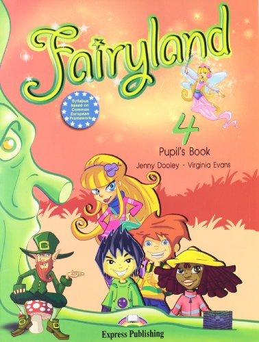 Pupil's Pack Fairyland 4. EP 4