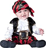 In Character Costumes - Cap'n Stinker Pirate Infant / Toddler Costume