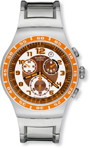 Swatch Irony The Chrono Watch YOS432G