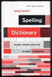 img - for Instant Spelling Dictionary book / textbook / text book