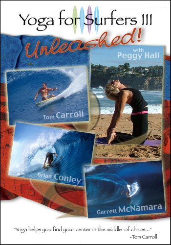 Yoga for Surfers I; II; III (in English)