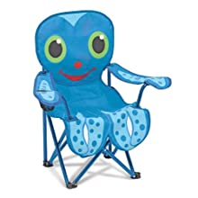 Melissa And Doug Sunny Patch Flex Octopus Chair