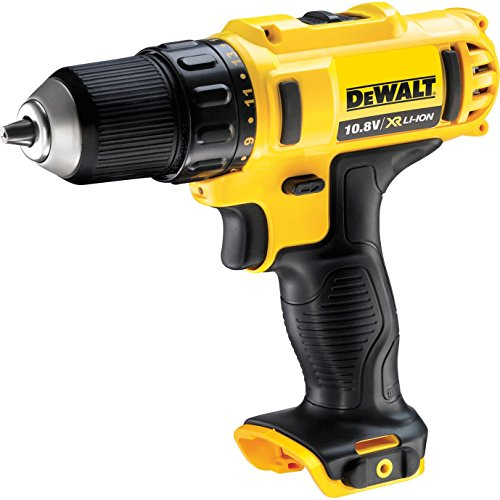 a67e3852b30b9a Precise Engineered DeWalt DCD710N 10.8v Cordless Lithium Ion XR Drill  Driver without Battery or Charger