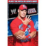WWE Wrestling John Cena Party Game Poster (1ct)