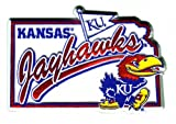 NCAA Kansas Jayhawks Magnet 2D Mascot Map at Amazon.com