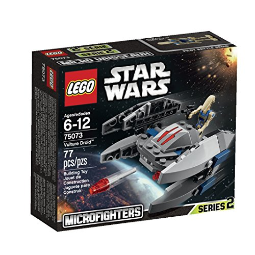 LEGO Star Wars Vulture Droid Toy - 1