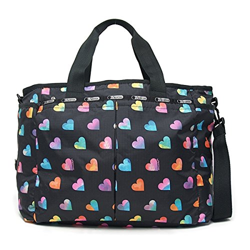 レスポートサック LeSportsac 7532 D488 Ryan Baby Bag マザーバッグ Wild at Heart Pink [並行輸入品]