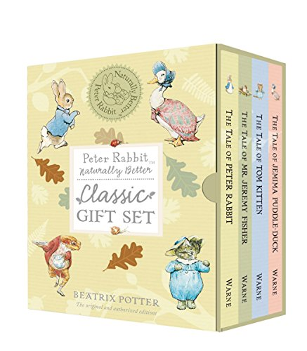 Buy Beatrix Potter Books Now!
