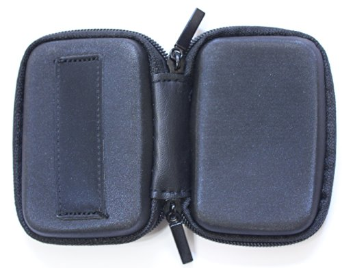 Semi-Hard carrying case for fingertip Pulse oximeter with belt loop