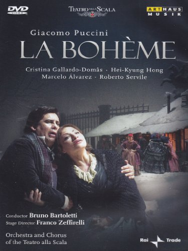 Puccini: La Boheme (Live Recording From The Teatro Degli Arcimboldi Milano 2003) [DVD] [2010]