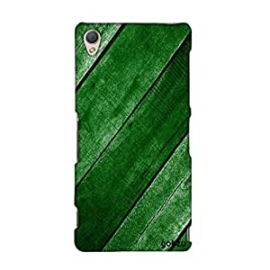 Gobzu Printed Back Covers for Sony Xperia Z3 - Wood Green