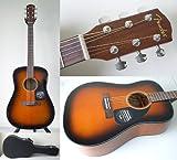 Fender フェンダー アコースティック ギター CD-60 V2 W/HC Sunburst ( CD60V2 WHC )