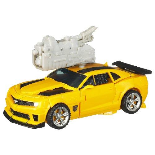 Transformers 3: Dark of the Moon Movie Deluxe Class Figure Bumblebee