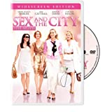 Sex and the City: The Movie (Single-Disc Widescreen Edition) ~ Sarah Jessica Parker
