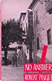 No Answer (Calderbooks) (0714504165) by Pinget, Robert