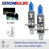 H1 100w Xenon Main Beam Headlight Bulbs MAZDA 323 2l SPORT 2002 On