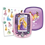This Disney Princess Bundle Features: A Custom-Decorated Disney Princess Filigree Leappad2 Tablet, Protective Disney Princess Carrying Case, 7 Exclusive Disney Princess Wallpapers, 2 Disney Princess Sticker Sheets And 5 Included Apps - LeapFrog Lea