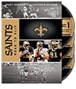 Amazon.com: NFL New Orleans Saints: Road to Super Bowl XLIV (Post-Season Collector&#39;s Edition): Drew Brees: Movies &amp; TV