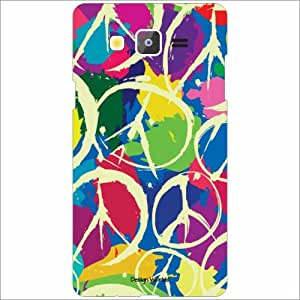 Design Worlds - Samsung Galaxy On5 Designer Back Cover Case - Multicolor Ph...