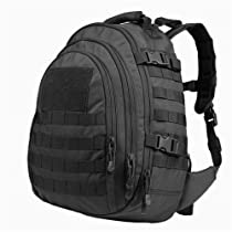 Condor Mission Pack, Color Black - 162