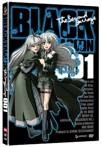 Black Lagoon: The Second Barrage 1 - Season 2 [DVD] [Import]